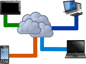 Cloud Services available via Phones, Tablets, Laptops, and more!